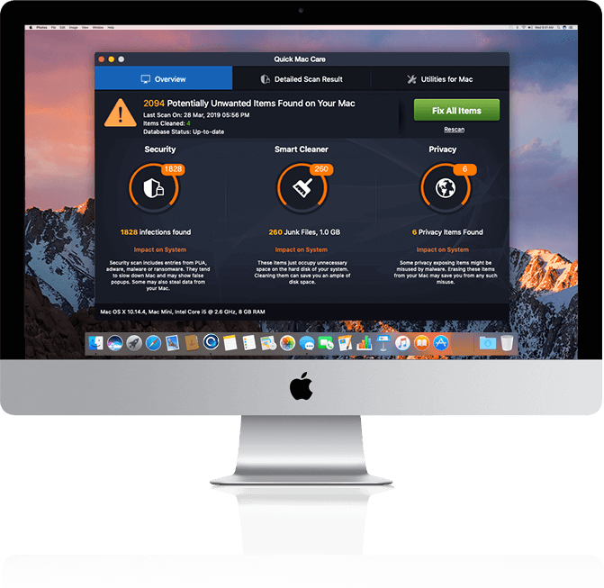 Quick Mac Care: Keep Your Mac Clean and Secure with this Cleanup Utility